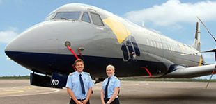 west atlantic airlines psonsorship cadet scheme